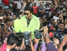 Ranveer Singh At Adidas Store Launch Photos