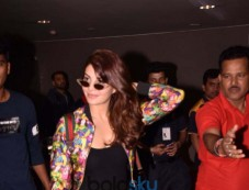 Ranveer Singh And Jacqueline Fernandez Spotted At Airport Photos