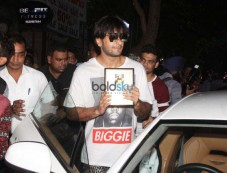 Ranveer Singh Spotted At B-blunt Photos