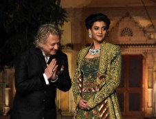 Rohit Bal Couture Show, In Jaipur Photos