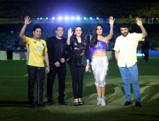 Salman Khan And Katrina Kaif Perform Together At Opening Of ISL Ceremony In Kochi Photos