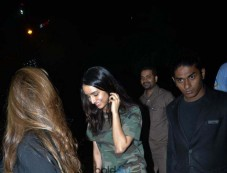 Shraddha Kapoor And Aditya Roy Kapur Spotted At BKC Bandra Photos