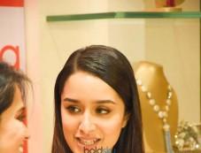 Shraddha Kapoor, Lata Patel, Nandini Singh Support The Designer AZA Photos