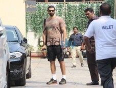 Sooraj And Aditya Roy Kapoor Spotted At The Gym Photos