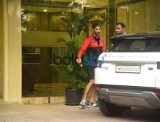 Sushant Singh Rajput Snapped At Gym Session In Bandra Photos