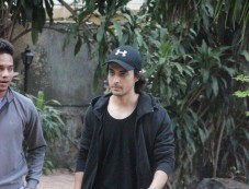 Aayush Sharma Spotted At Dance Class In Bandra Photos