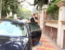 Akshaye Khanna Spotted At Bandra Photos