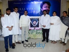 Celebs Prayer Meet For Neeraj Vora Photos