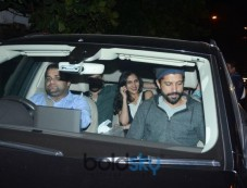 Celebs Spotted At Zoya Akhtar House Photos
