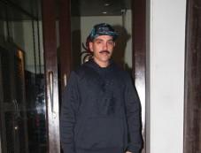 Luv Sinha Spotted At Bastian Bandra Photos