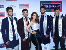 Mr. India Grand Finale Red Carpet At Bandra Fort Photos