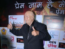 Prem Chopra Celebrates 60 Years In Film Industry Photos