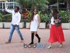 Rani Mukerji Spotted At Yauatcha BKC Bandra Photos