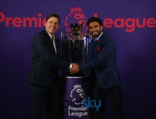 Ranveer Singh Partners With The Premier League In India Photos