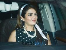 Sanjay Khan's Daughter Farah Ali Khan Birthday Party Photos