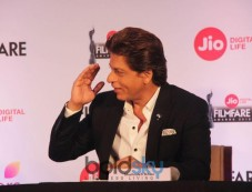Shah Rukh Khan At Announcement Of 63rd Jio Filmfare Awards 2018 Photos