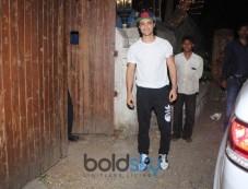 Aayush Sharma Spotted At Dance Class In Bandra Photos