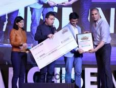 Akshay Kumar At Startup Carnival Franchise India In Partnership With Padman At IIT In New Delhi Photos