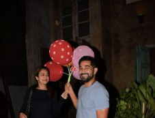 Amrita Arora Spotted With her Husband In Bandra Photos