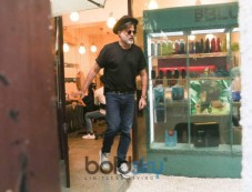 Anil Kapoor Spotted At B Blunt Khar Photos
