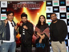 Anurag Kashyap Statements On Nationalism At Mukkabaaz Promotion In New Delhi Photos