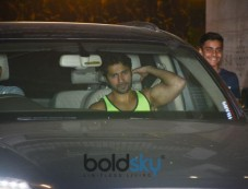 Celebs Spotted At Gym Photos