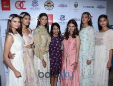Designer Shruti Sancheti's New Pret Line 'FLEUR' Photos