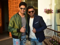 Film Aiyaary Promotion At Sun-n-Sand In Juhu Photos