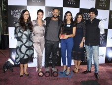 Isabelle Kaif Announces Winner Of The Makeup Artist of the Year 2018 Photos