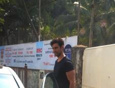 Kunal Kapoor Spotted At Bandra Photos
