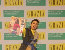 Parineeti Chopra At Cover Launch Of Grazia Magazine Photos
