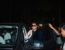 Ranveer Singh Spotted At Dubbing Studio Bandra Photos
