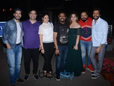 Riteish Deshmukh And Dino Morea Spotted With Friends For Dinner At Yauatcha BKC Bandra Photos