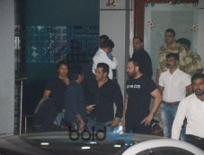 Salman Khan Spotted At Kalina Airport Photos
