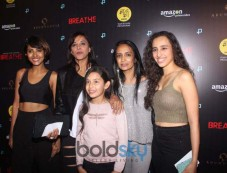 Screening Of Movie 'Breathe' Photos