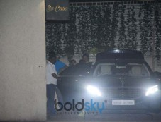 Shahid Kapoor Spotted At Gym In Bandra Photos