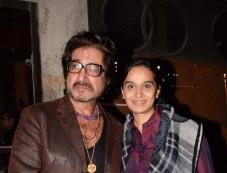Shakti Kapoor & His Wife Shivangi Kolhapure Spotted At Juhu Photos