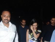Shraddha Kapoor Spotted At Yauatcha BKC Bandra Photos