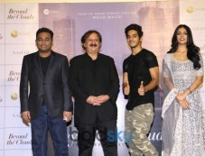 Trailer Launch Of Majid Majidi's Film Beyond The Clouds Photos