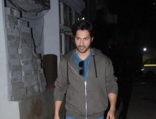 Varun Dhavan Spotted At Sujit Sarkar Office Juhu Photos