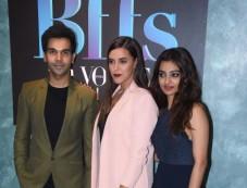 Vogue Bffs Shoot With Neha Dhupia,Rajkummar Rao And Radhika Apte Photos