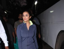 Arjun Kapoor And Parineeti Chopra Spotted At Filmalaya Studio Amboli Photos