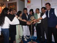 Inauguration Of 7th Edition Of The Prestigious India Art Festival Photos
