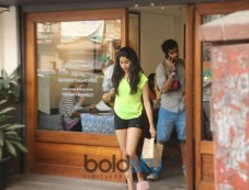 Janhvi Kapoor And Ishaan Khatter spotted At Sequel Bandra Photos
