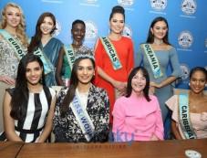 Miss World 2017 Manushi Chhillar At Miss World Organisation Event Photos