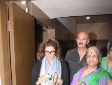Rakesh Roshan Spotted At Juhu PVR Photos