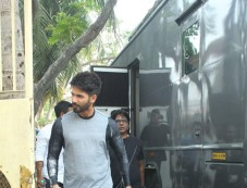 Shahid Kapoor Spotted At SU CASA Bandra Photos