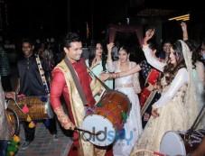 Shoaib Ibrahim And Dipika Kakar Wedding Reception Photos