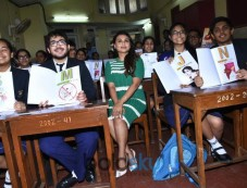 Song Launch Of  'Oye Hichki' With Rani Mukerji Photos