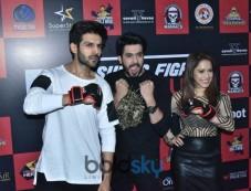 Sonu Ke Tittu Ki Sweety Star Cast Visit Super Fight League Photos